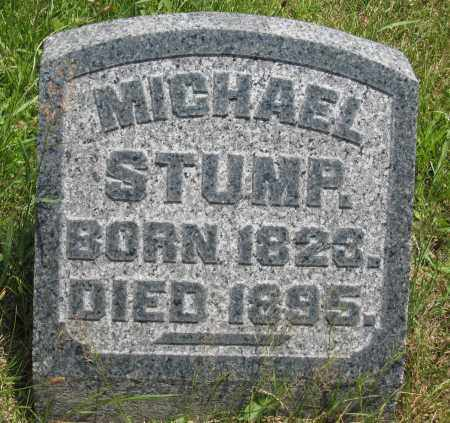 STUMP, MICHAEL - Columbiana County, Ohio | MICHAEL STUMP - Ohio Gravestone Photos