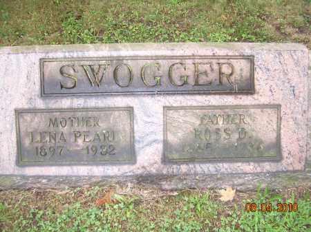 MCMAHON SWOGGER, LENA PEARL - Columbiana County, Ohio | LENA PEARL MCMAHON SWOGGER - Ohio Gravestone Photos