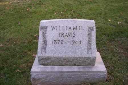 TRAVIS, WILLIAM H. - Columbiana County, Ohio | WILLIAM H. TRAVIS - Ohio Gravestone Photos
