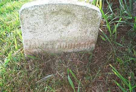 UNKNOWN, JAMES ADDISION - Columbiana County, Ohio   JAMES ADDISION UNKNOWN - Ohio Gravestone Photos