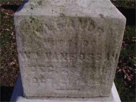 CLARK VANFOSSAN, ELEANOR - Columbiana County, Ohio | ELEANOR CLARK VANFOSSAN - Ohio Gravestone Photos