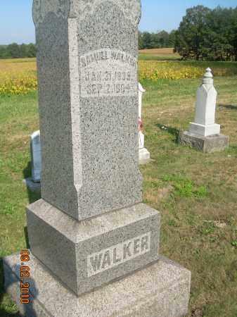 WALKER, SAMUEL - Columbiana County, Ohio   SAMUEL WALKER - Ohio Gravestone Photos