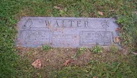 WALTER, BERTHA T. - Columbiana County, Ohio | BERTHA T. WALTER - Ohio Gravestone Photos