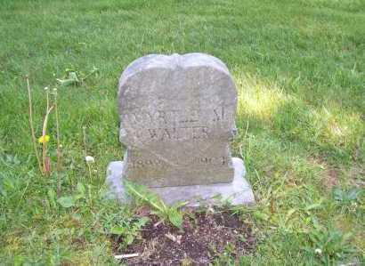 WALTER, MYRTLE MAE - Columbiana County, Ohio   MYRTLE MAE WALTER - Ohio Gravestone Photos