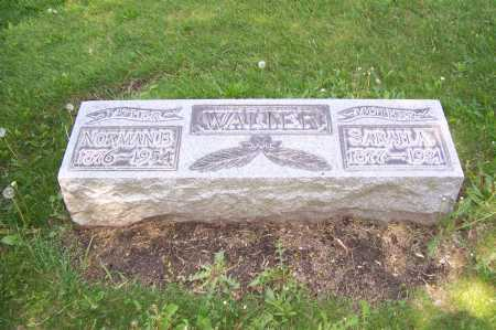 WALTER, NORMAN - Columbiana County, Ohio | NORMAN WALTER - Ohio Gravestone Photos