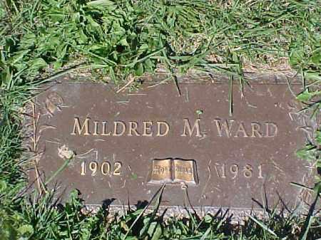 WALKER WARD, MILDRED M - Columbiana County, Ohio | MILDRED M WALKER WARD - Ohio Gravestone Photos