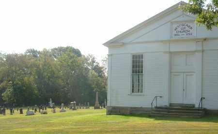 WEST BEAVER CEMETERY, SCENE - Columbiana County, Ohio | SCENE WEST BEAVER CEMETERY - Ohio Gravestone Photos