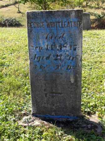 WHITELEATHER, GEORGE - Columbiana County, Ohio | GEORGE WHITELEATHER - Ohio Gravestone Photos
