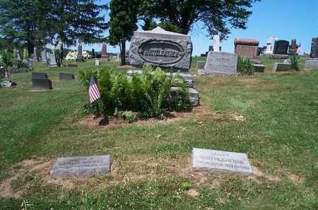 WALTER WHITELEATHER, MARY - Columbiana County, Ohio | MARY WALTER WHITELEATHER - Ohio Gravestone Photos