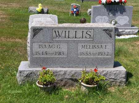 WILLIS, MELISSA EVALINE - Columbiana County, Ohio | MELISSA EVALINE WILLIS - Ohio Gravestone Photos
