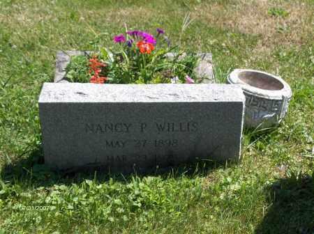 WILLIS, NANCY - Columbiana County, Ohio   NANCY WILLIS - Ohio Gravestone Photos