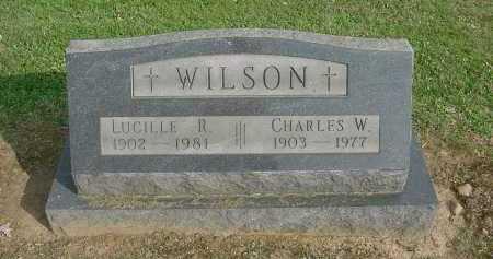 WILSON, CHARLES W. - Columbiana County, Ohio   CHARLES W. WILSON - Ohio Gravestone Photos