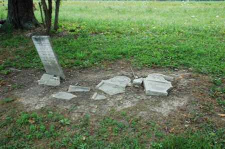 BROKEN, STONES - Coshocton County, Ohio | STONES BROKEN - Ohio Gravestone Photos