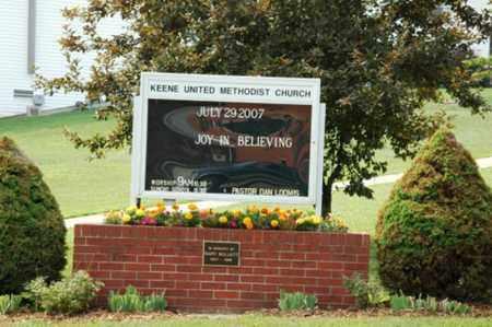 CEMETERY, SIGN - Coshocton County, Ohio   SIGN CEMETERY - Ohio Gravestone Photos