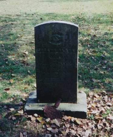 CLARK, JOSEPH - Coshocton County, Ohio | JOSEPH CLARK - Ohio Gravestone Photos
