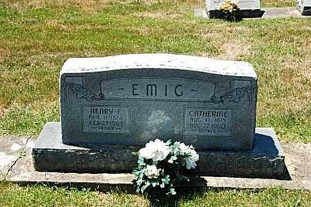 EMIG, HENRY F. - Coshocton County, Ohio   HENRY F. EMIG - Ohio Gravestone Photos