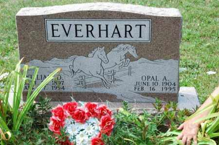 HARDESTY EVERHART, OPAL A. - Coshocton County, Ohio | OPAL A. HARDESTY EVERHART - Ohio Gravestone Photos