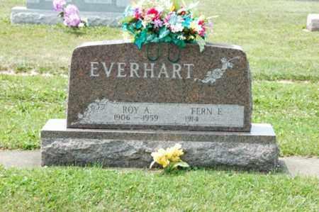 EVERHART, ROY A. - Coshocton County, Ohio | ROY A. EVERHART - Ohio Gravestone Photos