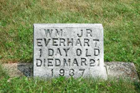 EVERHART, WILLIAM JR. - Coshocton County, Ohio | WILLIAM JR. EVERHART - Ohio Gravestone Photos