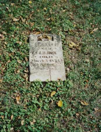JOHN, ORANGE - Coshocton County, Ohio | ORANGE JOHN - Ohio Gravestone Photos
