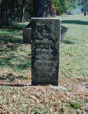 JOHN, THOMAS - Coshocton County, Ohio | THOMAS JOHN - Ohio Gravestone Photos