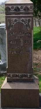KEEHN, LEAH - Coshocton County, Ohio   LEAH KEEHN - Ohio Gravestone Photos