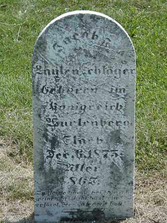 LAUTENSCHLAGER, JACOB - Coshocton County, Ohio | JACOB LAUTENSCHLAGER - Ohio Gravestone Photos