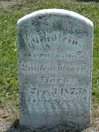 LAUTENSCHLAGER, MAUDLEIN - Coshocton County, Ohio | MAUDLEIN LAUTENSCHLAGER - Ohio Gravestone Photos