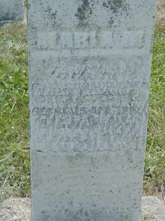 LAUTENSCHLAGER, MARIA M - Coshocton County, Ohio   MARIA M LAUTENSCHLAGER - Ohio Gravestone Photos