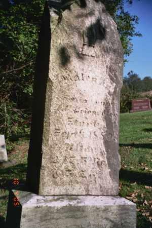 LEIENDECKER, VALENTINE - Coshocton County, Ohio | VALENTINE LEIENDECKER - Ohio Gravestone Photos