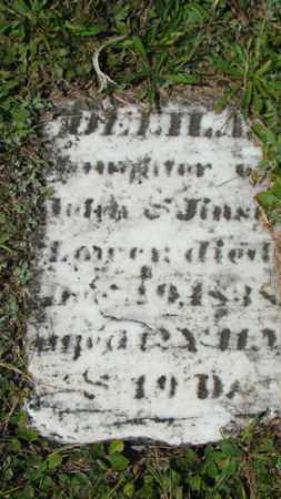 LOWER, DELILA - Coshocton County, Ohio | DELILA LOWER - Ohio Gravestone Photos
