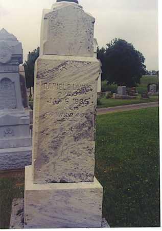LOWER, DANIEL - Coshocton County, Ohio | DANIEL LOWER - Ohio Gravestone Photos