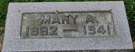 MARQUAND, MARY AMANDA - Coshocton County, Ohio | MARY AMANDA MARQUAND - Ohio Gravestone Photos