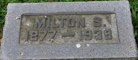 MARQUAND, MILTON SCOTT - Coshocton County, Ohio | MILTON SCOTT MARQUAND - Ohio Gravestone Photos