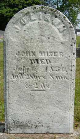 MISER, JULIANN - Coshocton County, Ohio | JULIANN MISER - Ohio Gravestone Photos