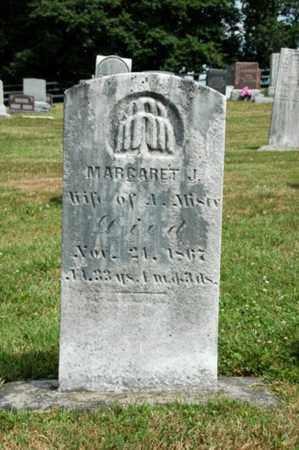MISER, MARGARET J. - Coshocton County, Ohio   MARGARET J. MISER - Ohio Gravestone Photos