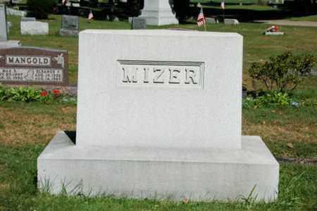 PEAIRS MIZER, HELEN - Coshocton County, Ohio | HELEN PEAIRS MIZER - Ohio Gravestone Photos