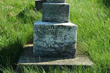 MIZER, BEULAH HELEN - Coshocton County, Ohio | BEULAH HELEN MIZER - Ohio Gravestone Photos