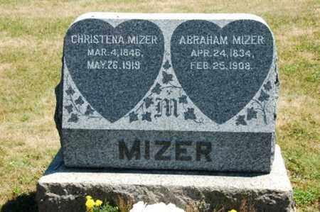 MIZER, CHRISTENA - Coshocton County, Ohio | CHRISTENA MIZER - Ohio Gravestone Photos