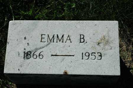 MIZER, EMMA - Coshocton County, Ohio | EMMA MIZER - Ohio Gravestone Photos