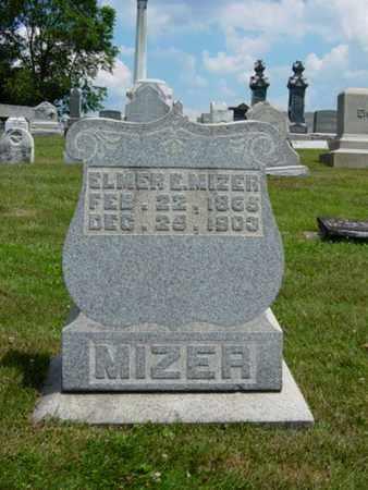 MIZER, ELMER E. - Coshocton County, Ohio   ELMER E. MIZER - Ohio Gravestone Photos