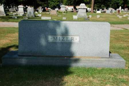 MIZER, BELLE - Coshocton County, Ohio | BELLE MIZER - Ohio Gravestone Photos
