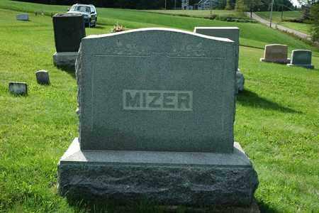 MIZER, GEORGE - Coshocton County, Ohio   GEORGE MIZER - Ohio Gravestone Photos