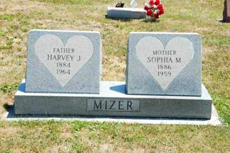 MIZER, SOPHIA M. - Coshocton County, Ohio | SOPHIA M. MIZER - Ohio Gravestone Photos