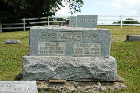 MIZER, HARVEY R. - Coshocton County, Ohio | HARVEY R. MIZER - Ohio Gravestone Photos