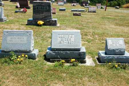 MIZER, LLOYD J. - Coshocton County, Ohio | LLOYD J. MIZER - Ohio Gravestone Photos