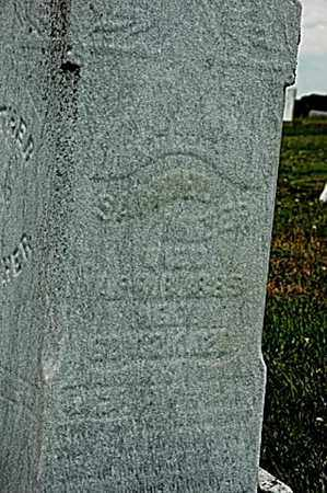MIZER, SAMUEL - Coshocton County, Ohio | SAMUEL MIZER - Ohio Gravestone Photos