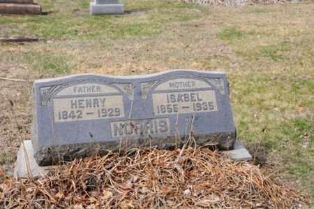 PLATT NORRIS, ISABEL - Coshocton County, Ohio | ISABEL PLATT NORRIS - Ohio Gravestone Photos