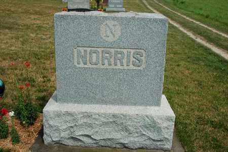 HAWK NORRIS, MARY MARGARET - Coshocton County, Ohio | MARY MARGARET HAWK NORRIS - Ohio Gravestone Photos