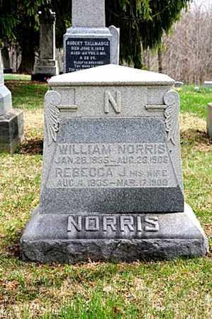 NORRIS, WILLIAM - Coshocton County, Ohio | WILLIAM NORRIS - Ohio Gravestone Photos